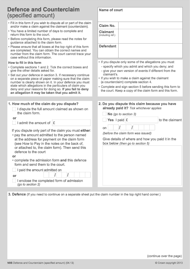 Legal Forms Online | Legal Documents Online | UK